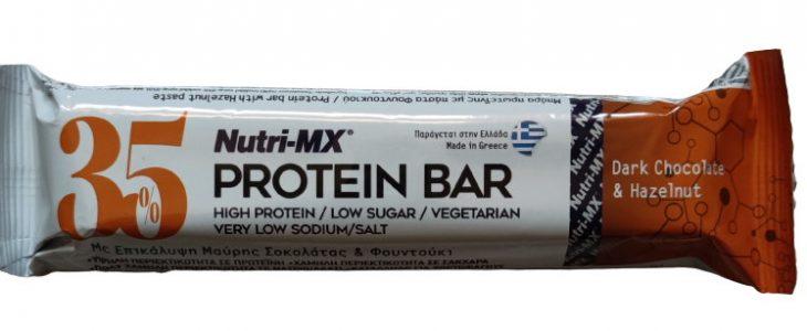 35 PROTEIN BAR Nutri-MX